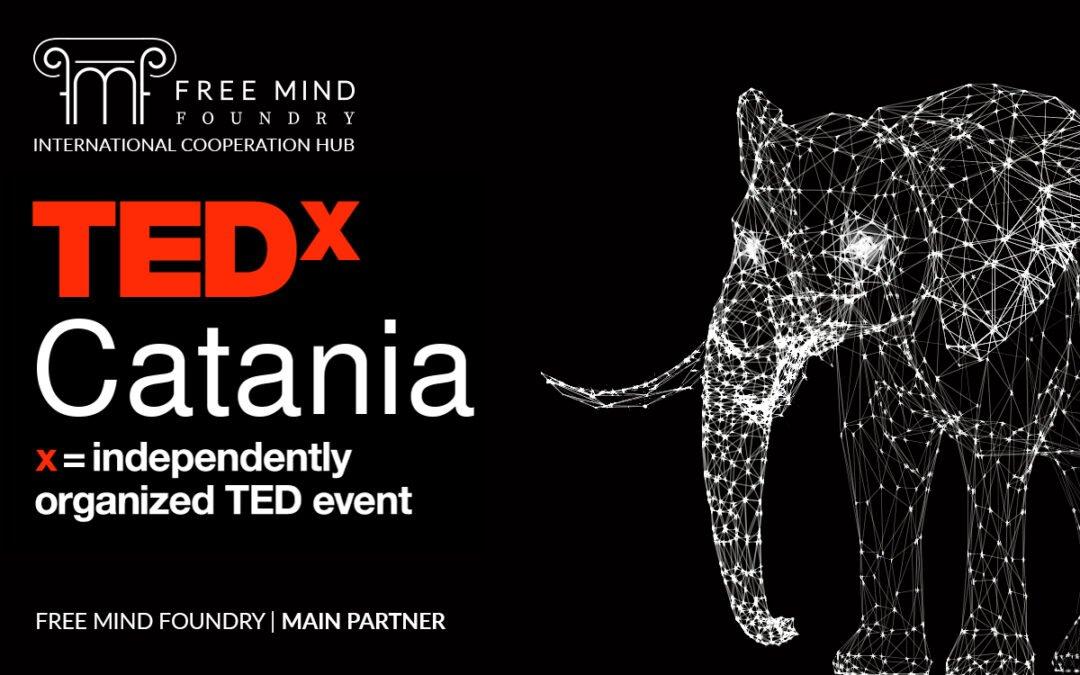 Free Mind Foundry partner di TEDxCatania per dar voce alle idee degne di nota