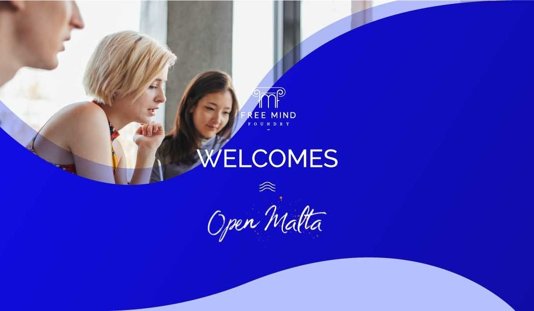 Open Malta: a new educational partner in Free Mind Foundry