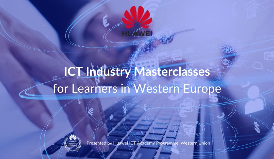 Huawei ICT Academy: corsi specializzati e ICT Masterclasses gratuite per contribuire allo sviluppo tecnologico del territorio
